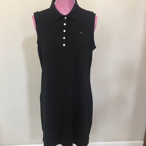 Tommy Bahama Sleeveless Classic Polo Dress